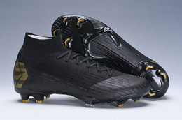 $enCountryForm.capitalKeyWord NZ - Mens Soccer Cleats Wholesale Mercurial Superfly VI 360 Elite Neymar FG Football Boots Cheap Superfly VI Elite CR7 AG Soccer Shoes Big Order