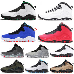 OrlandO baseball online shopping - air jordan retro s Seattle men basketball shoes Orlando Cement Chicago Steel Grey Infrared mens trainers sports sneakers