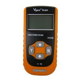 $enCountryForm.capitalKeyWord Australia - Vgate OBD2 Scanner VS550 Car Diagnostic Scanner CAN EOBD ODBII Newest vs550 OBD 2 Code Reader Diagnose tool VS 550