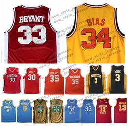 282582514307 NCAA College Basketball jersey James 23 Michael Wade LeBron Brigham Young  Cougar Kobe Curry Len Bias Westbrook 32 Jimmer Fredett jersey