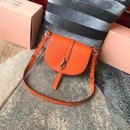 $enCountryForm.capitalKeyWord NZ - 2019 Designer Women Handbags high quality Shoulder Bags Classic Retro Saddle Bag Genuine Classic black Purses Diagonal Package Free shipping