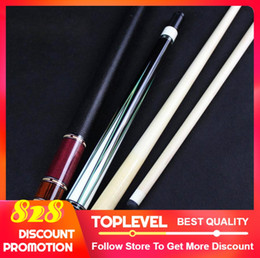 Craft tips online shopping - New Arrival HANDMADE High Quality Billiards Pool Stick Cue Kit mm Tip Ebony Rosewood Craft Durable Professional China