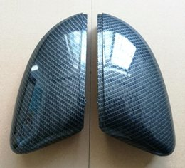 $enCountryForm.capitalKeyWord Australia - for Polo 6R 6C Side Door Wing Mirror Cover Replacement caps (carbon look) fit VW Polo 2009 2010 2011 2012 2013 2014