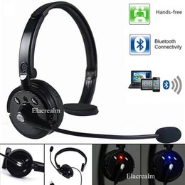 $enCountryForm.capitalKeyWord NZ - For Truck Driver Noise Cancelling Wireless Headphones Boom Mic Bluetooth Headset For Cellphones iPhone Samsung PS3 Android MAC Windows