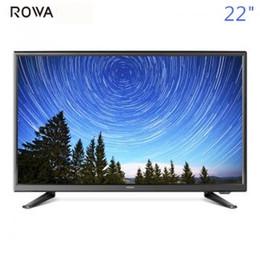 Rimowa 22 inç LCD Blu-ray TV U disk ne zaman film izlemek için bilgisayar monitörü çözünürlüğü 1920 * 1080 P sıcak yeni ürünler ücretsiz kargo