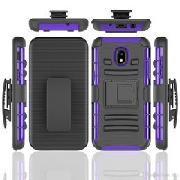 Star Belts Australia - Dual Layer Full Body Protective Hybrid Rugged Case for Samsung Galaxy J3 Achieve J7 Star 2018 J337 Shockproof Cover w  Belt Clip Holster