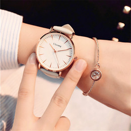 designer gifts for women Canada - Casual Hours Quartz Woman Designer Watches Leather PU Alloy Special Dress Wrist Watches For Women Christmas Gift