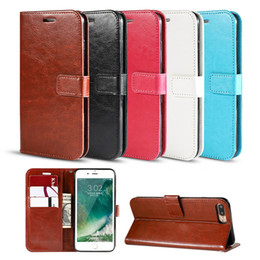 filp wallet case Australia - PU Leather case Retro Wallet Phone Case With Card Slots Filp Stand Photo shockproof For Samsung Note 10s10 plus for iphone 11 xs max