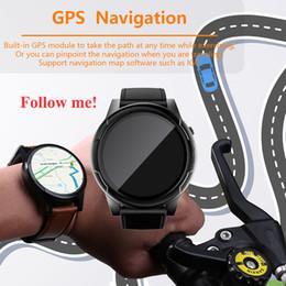 $enCountryForm.capitalKeyWord Australia - Smart watch GPS MTK6739 3GB+32GB large memory 4G smartwatch Android watch camera wristwatch business men pk z28 allcall w2 w1