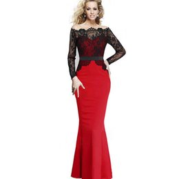 $enCountryForm.capitalKeyWord UK - Fairy2019 Sellers Best Lace Europe Station Competitive Products Suit-dress Evening Dress Longuette