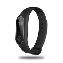 M2 Smart Bracelet Australia - 2018 IP67 M2 Smart Wristband OLED Touch Screen BT 4.0 Bracelet Fitness Tracker Heart Rate Sleep Monitoring Pedometer Smart Watch