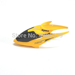 Chinese  SYMA W25 Head cover Yellow Color For S5 W5 W25 Mini RC Helicopter Remote Control Heli Replacement Part Accessory manufacturers