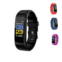 $enCountryForm.capitalKeyWord Australia - Multicolor sports watch electronic smart wireless connection chronograph step heart rate blood pressure sleep multi-function test free shipp