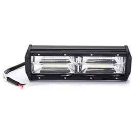 Vente en gros 9.5inch 144W LED Light Work Bar SUV 4 roues motrices VTT 4x4 12V Lampe conduite 24V étanche hors route Led voiture toit Lightbar pour les camions remorques
