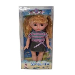 $enCountryForm.capitalKeyWord Australia - 14-inch Baby Dolls Brand New Collection Figures Girl Super Durable Plastic Kids Toys With Original Box 60pcs
