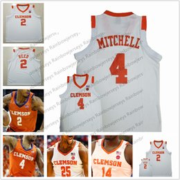 $enCountryForm.capitalKeyWord Australia - Clemson Tigers College Basketball Jersey 55 Trey Jemison 20 Malik William 5 Hunter Tyson 0 Clyde Trapp Any Name Number S-4XL
