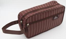 $enCountryForm.capitalKeyWord Australia - Old Cobbler direct deal Customized logo Cosmetic Bag Outdoor sport Zipper handbag fashion Storage bag wholesale Wash bag