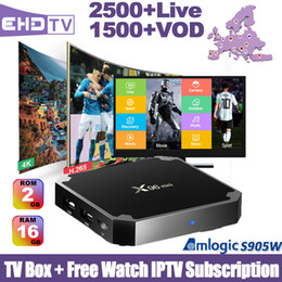 $enCountryForm.capitalKeyWord Canada - Europe IPTV X96 mini Android 7.1 Smart TV BOX 2GB 16GB 2500+ Live UK Italy Turkey India Arabic 1500+ VOD IPTV Box