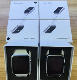 smart watch phone camera Australia - 100pcs X6 Smart Watch with Camera Touch Screen Support SIM TF Card Bluetooth men Smartwatch for iPhone Xiaomi Android Phone