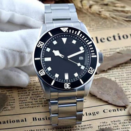 $enCountryForm.capitalKeyWord NZ - 2019 Hot Sale luxury watch 41mm PELAGOS 25500TN 25600TN 25600TB Automatic watch Stainless steel bracelet Box papers mens watches wristwatch