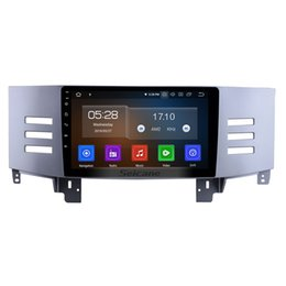 toyota rav4 gps radio 2019 - 9 inch Android 9.0 HD Touchscreen Car Multimedia Player for 2005-2009 Toyota Old Reiz with Bluetooth GPS Navigation Supp
