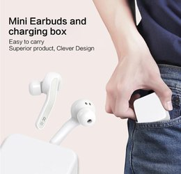 Transmission Box Australia - bluetooth earphone T88 TWS Bluetooth earphones 2pcs Transmission Distance 10m charger Box jobs 2 hours For Android IOS