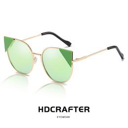 53da44b68fa8 BRAND DESIGN Fashion Lady Polarized Sunglasses Women Unique Frame Cat Eye Sun  Glasses Gafas UV400 2019 New