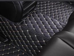 Honda Custom Parts NZ - Wholesale custom car floor MATS for Honda Fit 2014, 2015, 2016, 2017, 2018 auto parts floor MATS carpet