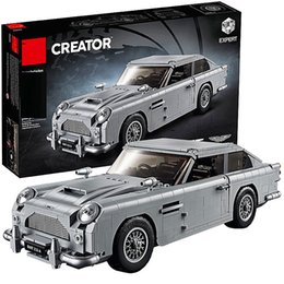 $enCountryForm.capitalKeyWord Canada - Technic Series 10262 Aston Martin Db5 Set Building Blocks Bricks Children Car Model Gifts Toys Compatible With Q190521