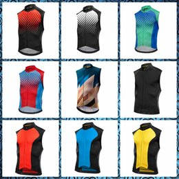 Bicycles Sale Australia - 2019 New MAVIC team Cycling Sleeveless jersey Vest Breathable Racing Bicycle Clothing Factory direct sales U50925