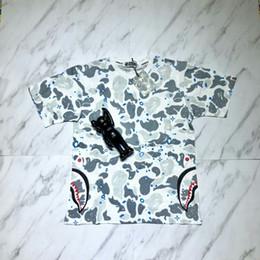 $enCountryForm.capitalKeyWord Australia - Designer Mens T-shirts 2019 Summer New Fashion Space Camo Side Shark Tee Brand Breathable Tops Luxury Men Clothing Size M-2XL Wholesale