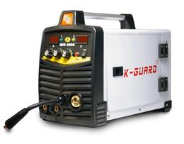 MIG 280A IGBT Inverter Soldador MIGMMA 2 em 1 máquina de soldadura portátil em Promoção