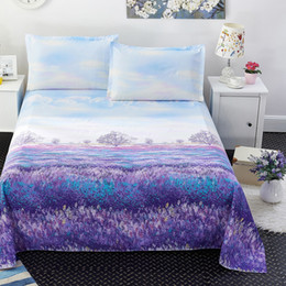 $enCountryForm.capitalKeyWord Australia - Bear Flat Bed Sheet High Quality Being Twin Full Queen King Size Comfort Cotton Bedspread Multicolor Home Decor