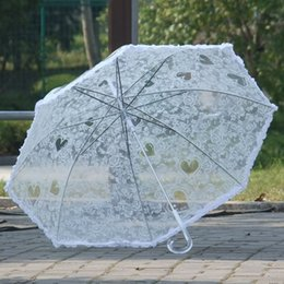 $enCountryForm.capitalKeyWord NZ - 2019 Clear Cute Bubble Deep Dome Umbrella Wind Resistance Arch Umbrella Transparent Mushroom Shaped Weeding Decoration Party Parasol Waterpr
