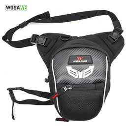 12 Gear Australia - Bicycle Bag Thigh Drop Motorcycle Leg Bag Outdoor Off-road Mtb Bike Riding Waist Bags 2.8-4.6L Cycling Backpack