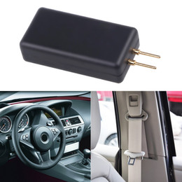 Car airbag systems online shopping - 4 Car Travel Safety Hazard Inspection Tester Car Diagnostic Airbag Detection Tool Airbag SRS System Replacement Tool