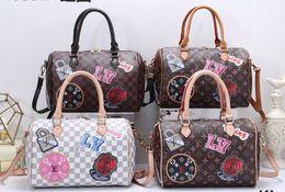 290c673e716 LOUIS VUITTON SUPREME 2018 Summer Fashion Women Bag Handbags PU Shoulder  Bag Small Flap Crossbody Bags for Women Messenger Bags