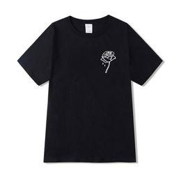 $enCountryForm.capitalKeyWord UK - New Fashion Multiple colour Summer People Are Poison Rose t shirt Streetwear Men Women funny t shirts camiseta masculina