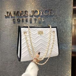 Brand Computer Australia - Luxury Handbags Women Bags Designer Brand Tote Pu Leather Chain Large Shoulder Bag Crossbody Bags For Women 2019 Bolsa Feminina