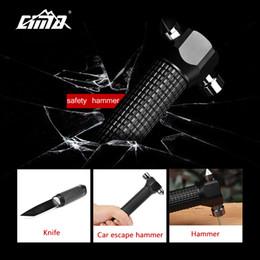 $enCountryForm.capitalKeyWord Australia - CIMA Car Hammer Emergency Tool Auto Car Safety Escape Hammer Seat Belt Cutter
