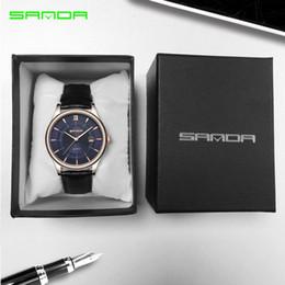 $enCountryForm.capitalKeyWord Australia - Top Quality Sanda Watch Factory Direct Wholesale From Stock Original Packaging Box Carton Electronic Watch Sports Watch Box