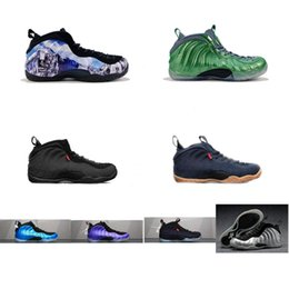 $enCountryForm.capitalKeyWord Australia - Cheap Men Penny Hardaway basketball shoes for sale Green Denim Jeans Royal Blue Purple Black Posite Foams one sneakers tennis with box Sizes