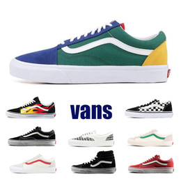 zapatos mujer verano vans ofertas