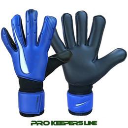 219 НК новейший Спорт Футбол перчатки вратарь перчатки противоскользящие VG3 4мм латекса контакта вратаря противоскользящих перчатки luva де Goleiro оптом