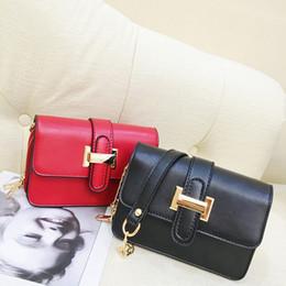 $enCountryForm.capitalKeyWord Australia - Small Bag Female New Korean Fashion Shoulder Bag Tide Wild Double Zipper Multi-level Messenger Bags Simple Chain Small Square Bag