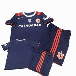 358f0248311 Chile Home Jersey UK - 2019 2020 Universidad de Chile kids Soccer jersey  Chile Universidad home