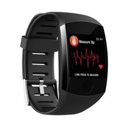 $enCountryForm.capitalKeyWord Australia - Smart Watch Waterproof Fitness Bracelet Big Touch Screen OLED Message Series 4 Wireless Charging Heart Rate for Android iphone X XR