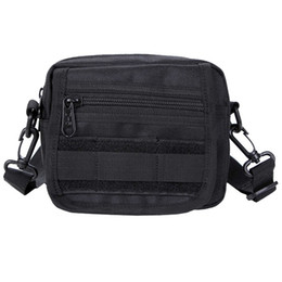 TacTical gear pack online shopping - New piece Outdoor Military Tactical Molle EDC Universal Security Pack Waist Bag Outdoor Gear Holster Utility Carry Pouch