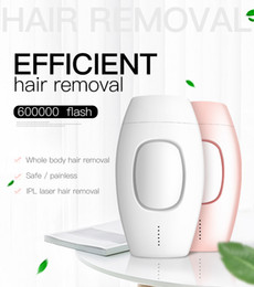 instant hair Australia - Professional Hair Remover Machine Permanent Laser Epilator Depilador Body Face Care Whole Body Instant Pain Flashes free shipping