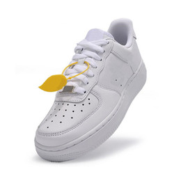 Golf cut online shopping - 2019 NIK Running Shoes Black White Flyline Sports Skateboarding Ones Shoes High Low Cut Mens Women Outdoor Trainers Sneakers